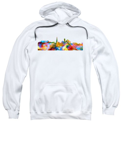 Alexandria Virginia Skyline Sweatshirt