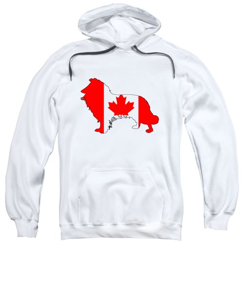 Border Collie Sweatshirt by Mordax Furittus