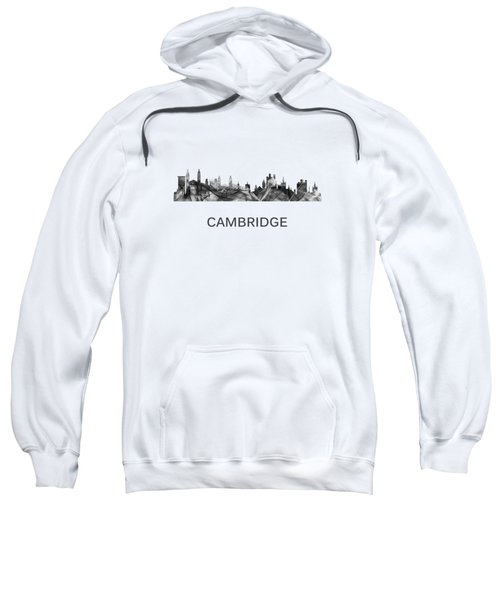 Cambridge England Skyline Sweatshirt