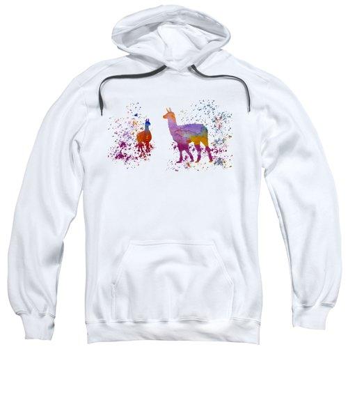 Llamas Sweatshirt