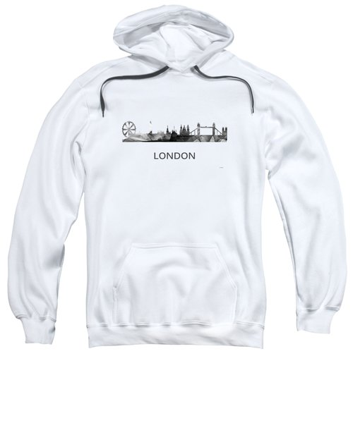 London England Skyline Sweatshirt