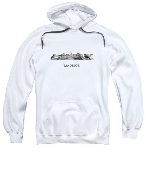 Madison Wisconsin Skyline Sweatshirt