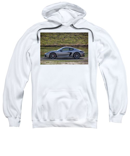 #porsche #718cayman S #print Sweatshirt