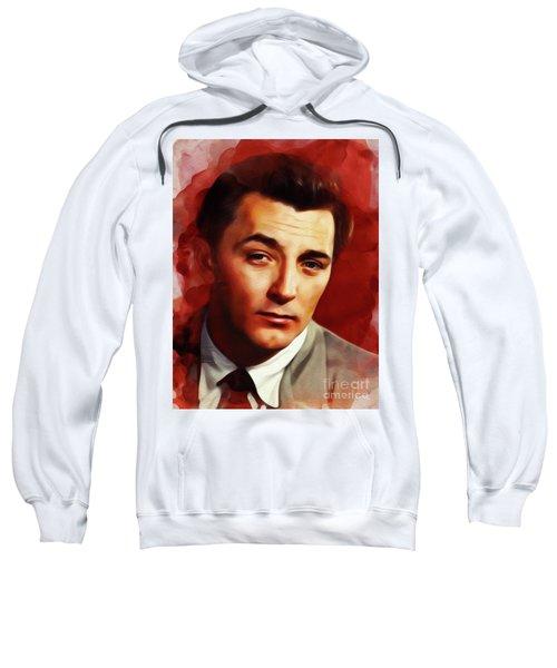 Robert Mitchum, Hollywood Legend Sweatshirt