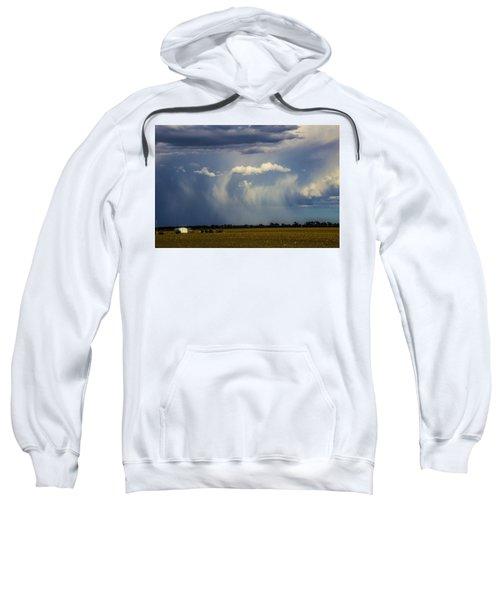 Afternoon Nebraska Thunderstorm Sweatshirt