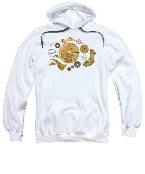 Clockwork Mechanism Sweatshirt