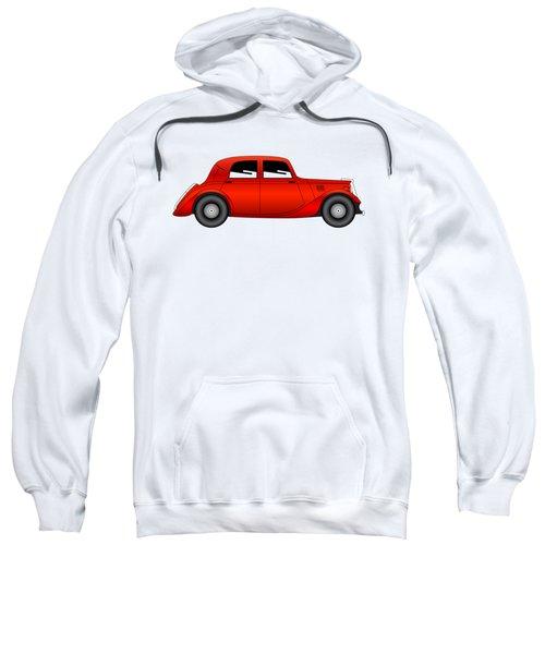 Coupe - Vintage Model Of Car Sweatshirt
