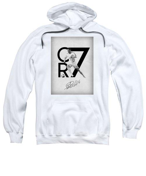 Cristiano Ronaldo Sweatshirt by Semih Yurdabak