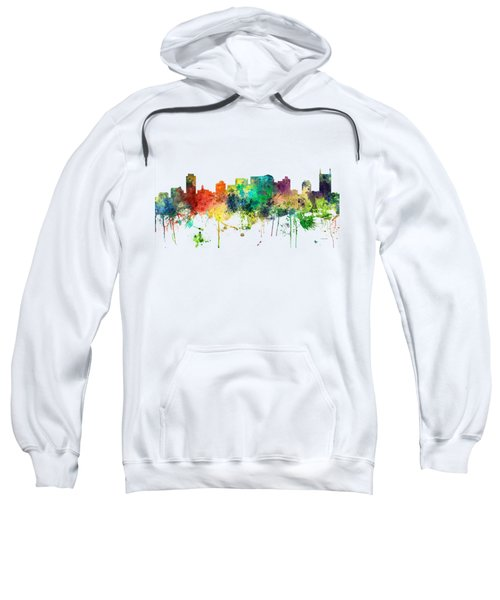 Nashville Tennessee Skyline Sweatshirt
