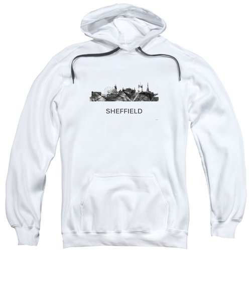 Sheffield England Skyline Sweatshirt