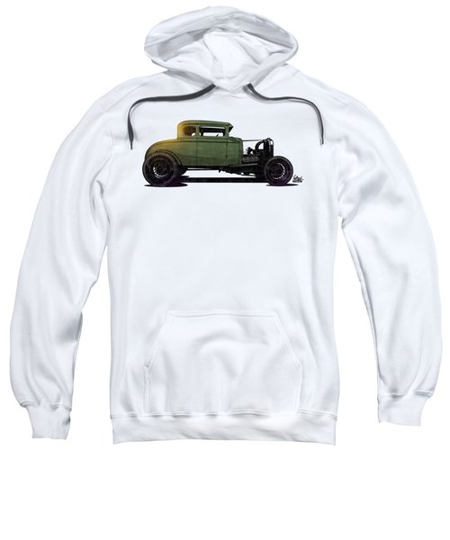 5 Window Hot Rod Sweatshirt
