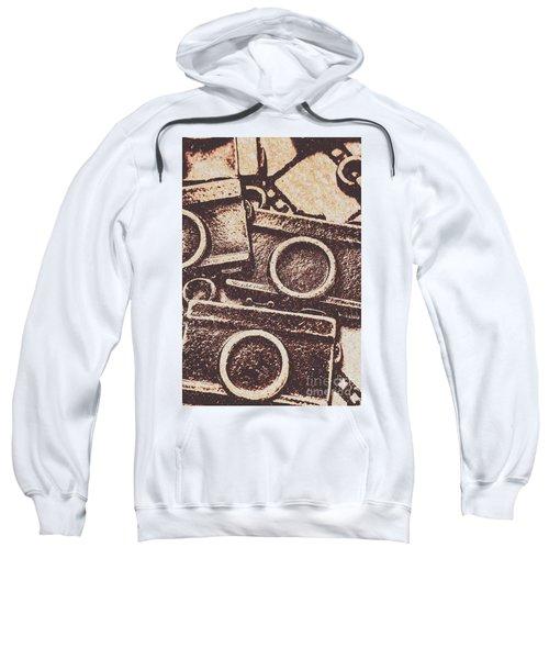50s Brownie Cameras Sweatshirt