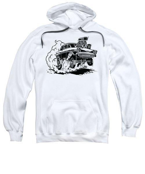 '57 Gasser Cartoon Sweatshirt