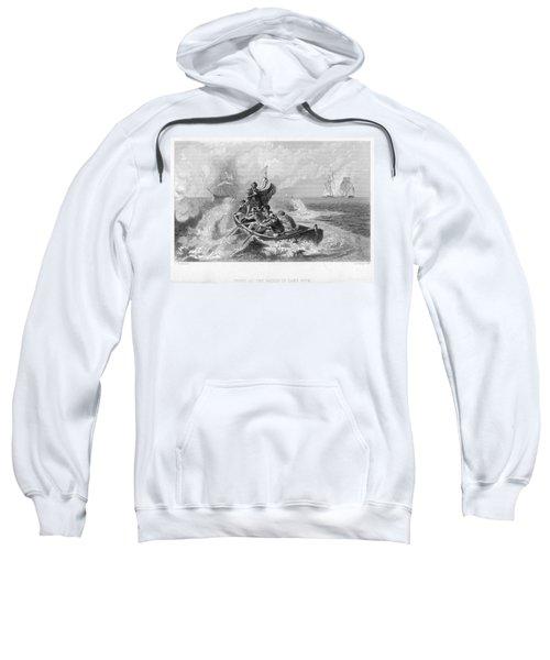 Battle Of Lake Erie, 1813 Sweatshirt