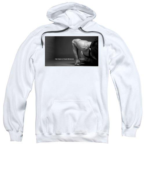 Motivational Sweatshirt