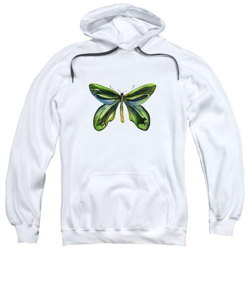 6 Queen Alexandra Butterfly Sweatshirt