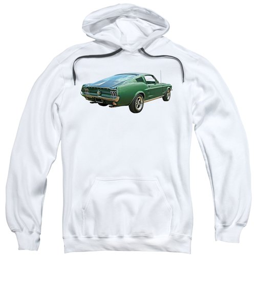 67 Mustang Fastback Sweatshirt