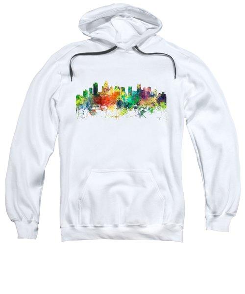 Charlotte Nc Skyline Sweatshirt