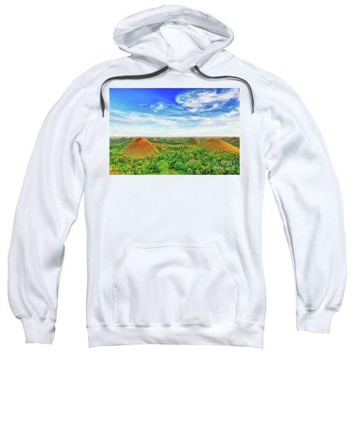 Chocolate Hills Sweatshirt