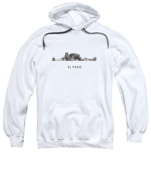 El Paso Texas Skyline Sweatshirt