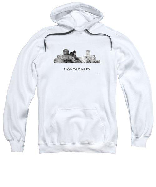 Montgomery Alabama Skyline Sweatshirt