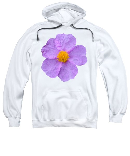 Rockrose Flower Sweatshirt