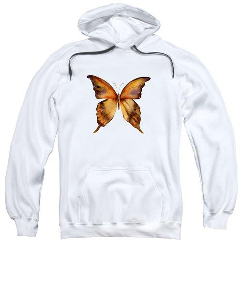 7 Yellow Gorgon Butterfly Sweatshirt