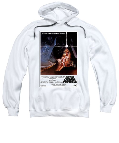 Star Wars Episode Iv - A New Hope 1977 Sweatshirt