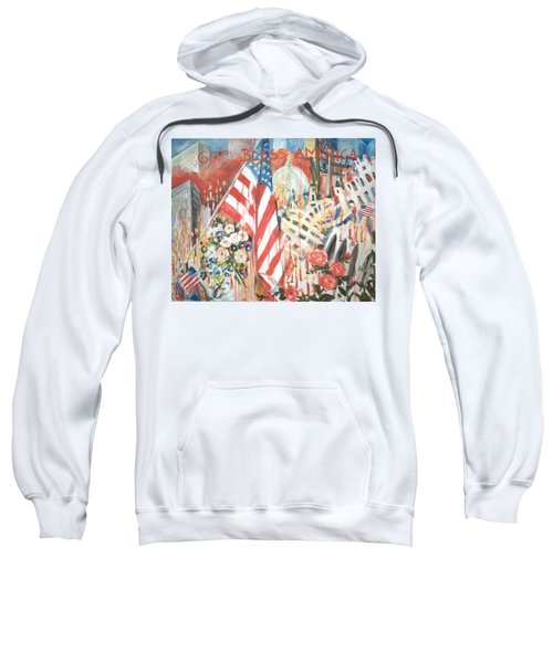 9-11 Attack Sweatshirt