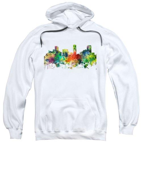 Denver Colorado Skyline Sweatshirt