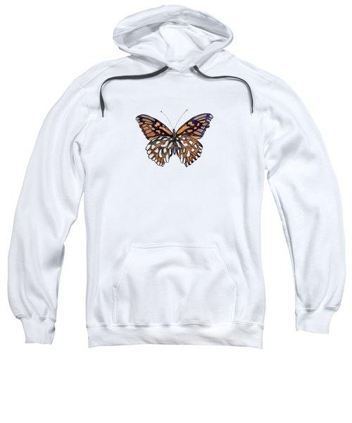 9 Mexican Silver Spot Butterfly Sweatshirt