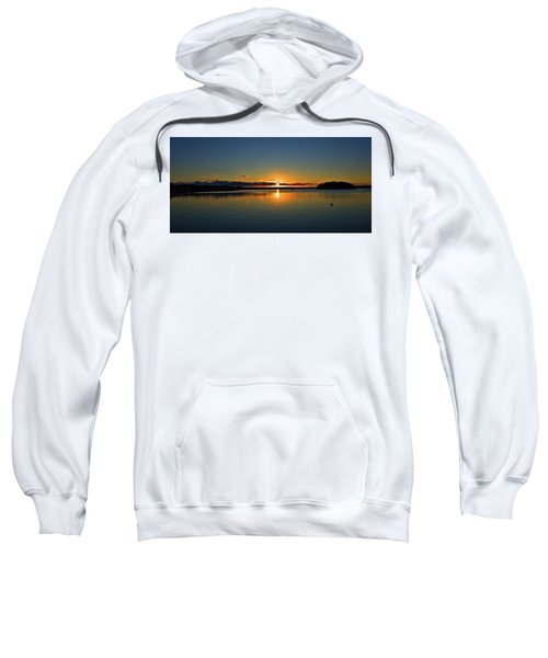 Sunrise Onset Pier Sweatshirt
