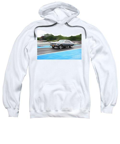 9030 06-15-2015 Esta Safety Park Sweatshirt