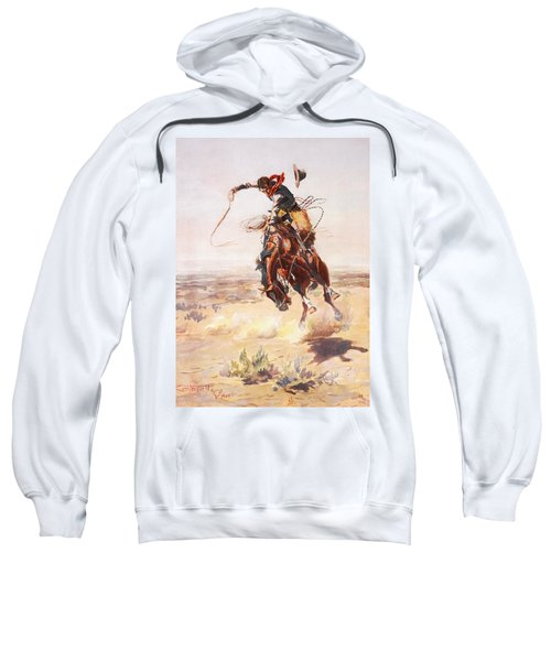 A Bad Hoss Sweatshirt