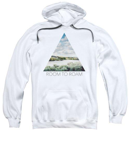 A Bend In The Yellowstone Sweatshirt
