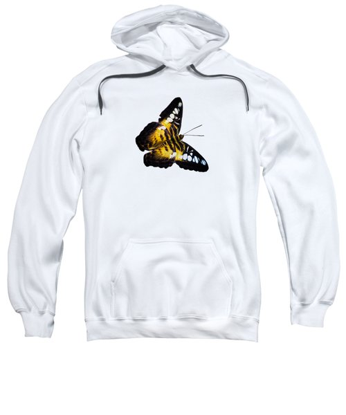 A Butterfly In The Forest Sweatshirt