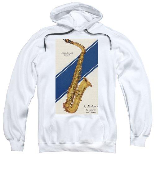 A Charles Gerard Conn C Melody Sweatshirt