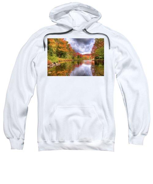 A Cloudy Autumn Day Sweatshirt