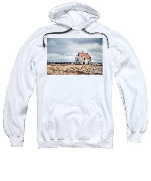 A Crumpled Story Sweatshirt