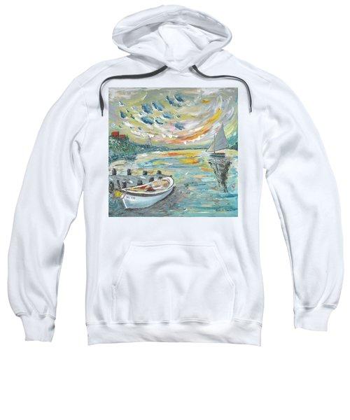 A Dutch Sunset Sweatshirt