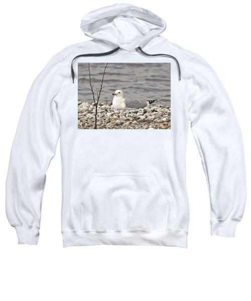 A Few Moments Of Peace Sweatshirt