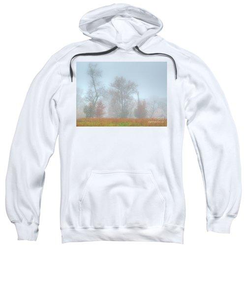 A Foggy Morning Sweatshirt