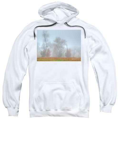 A Foggy Morning Sweatshirt