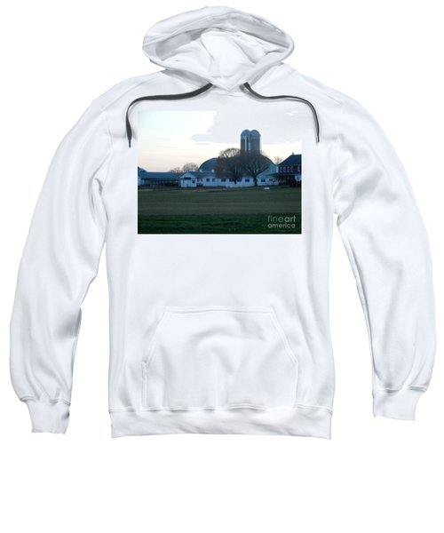 A Glorious Amish Evening Sweatshirt