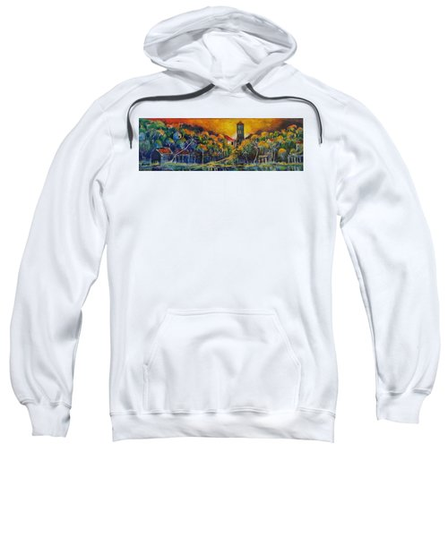 A Golden Day Sweatshirt
