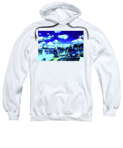 A Good Day Sweatshirt