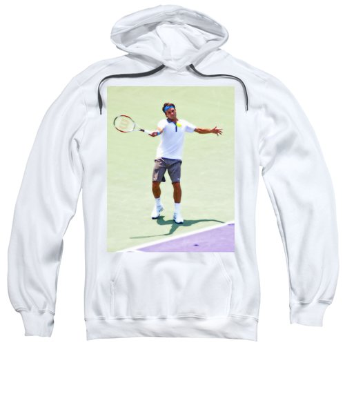 A Hug From Roger Sweatshirt