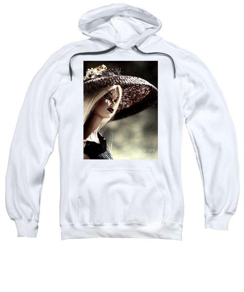 A Lady At The Derby Sweatshirt