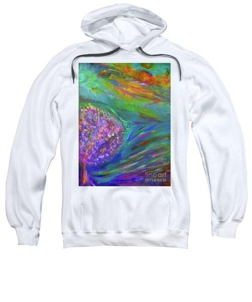 A Leap Of Faith Sweatshirt