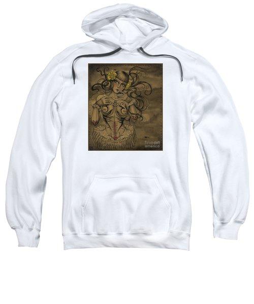 A Little Tribal Sweatshirt